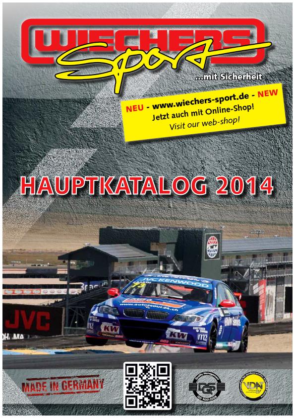 Katalog Wiechers Sport (2014)